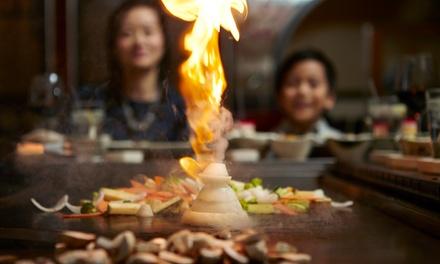 Timsan's Japanese Steak House