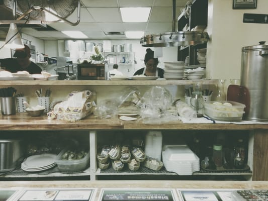 Laverna's Coffee Shop & Cafe