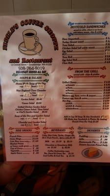 Fedele's Coffee Shop & Restaurant