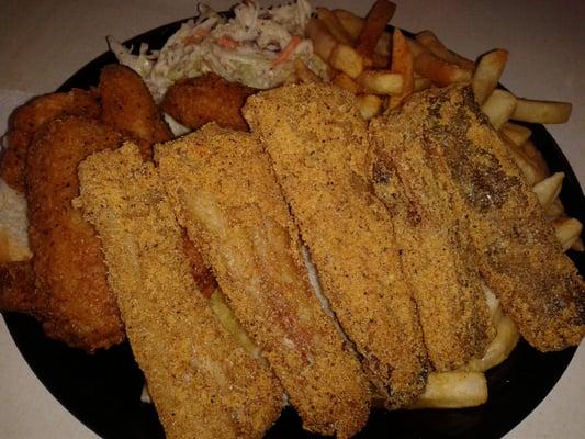 Bourbon Street Fish
