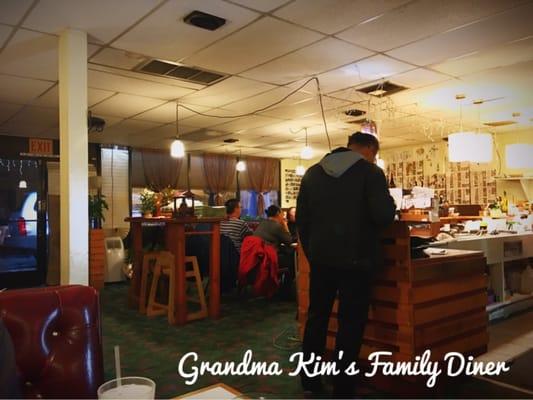 Grandma Kim's Family Diner