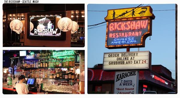 Rickshaw Restaurant & Lounge