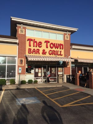 The Town Bar & Grill