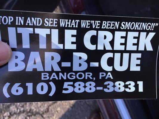 Little Creek Bar-B-Cue Company
