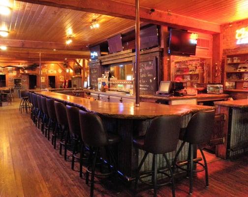 The Ririe Bar