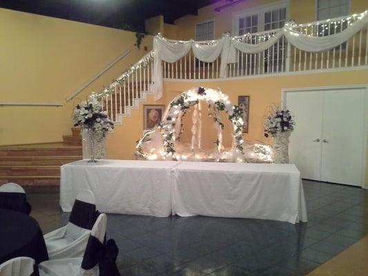 E. Richey Gardens & Banquet Facility, Inc
