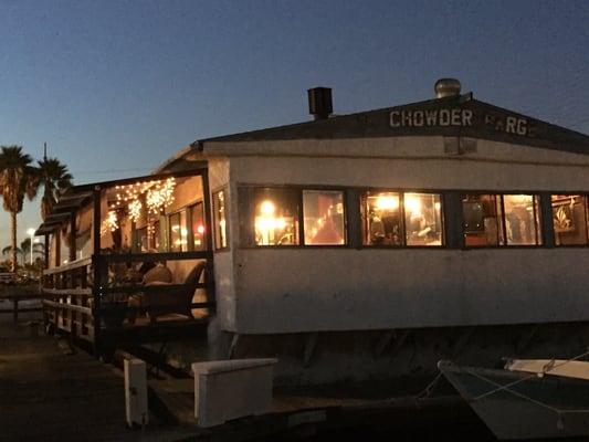 Chowder Barge