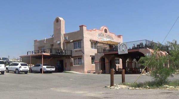 High Sierra Bar and Grill