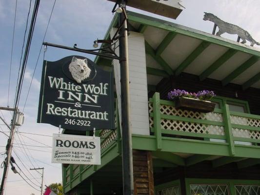 White Wolf Inn
