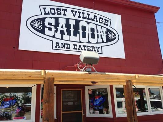 Lost Village Saloon