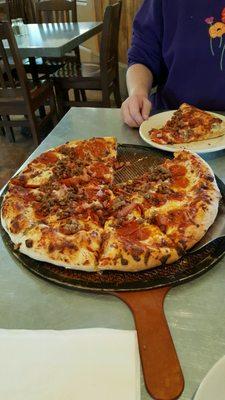 Sandstone Pizza & Grill