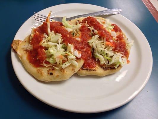 Restaurant Y Pupuseria Salvadorena