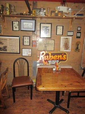 Ruben's New Mexican Restaurant