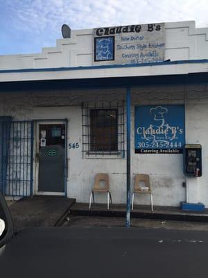 Claudie B's Restaurant