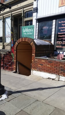 Wilcox's Family Diner