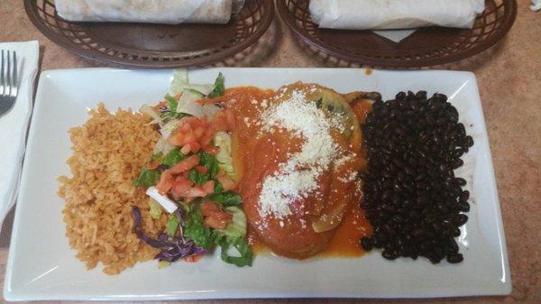 Las Palmas Mexican Food