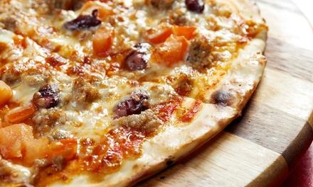 Mustafio's Pizza