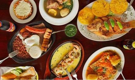 El Patio Colombian Restaurant