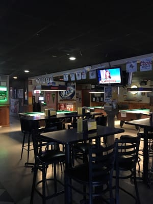 Breakroom Bar & Grill