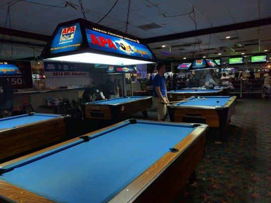 Long Shots Billiards & Darts