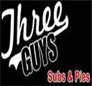 Three Guys Subs & Pies