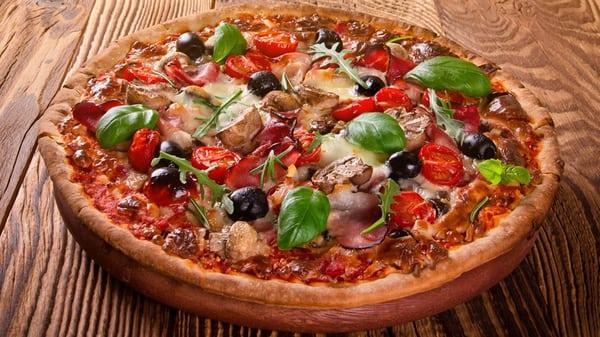 Joe's Pizza Plaza