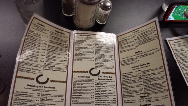 Branding Iron Restaurant and Lounge