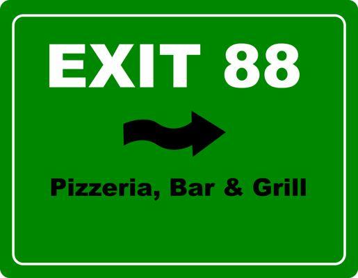 Exit 88 Pizzeria Bar & Grill