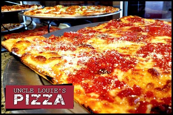 Uncle Louie's Pizza