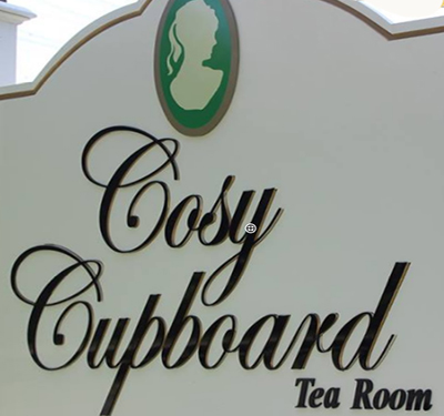 The Cosy Cupboard Tea Room