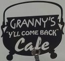 Granny's Y'll Come Back Cafe