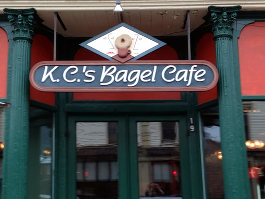 KC 'S Bagel Cafe