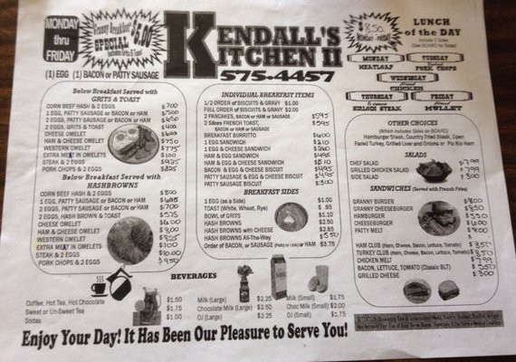 Kendall's Kitchen