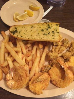 Gumbo Seafood