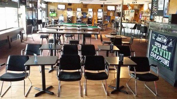The Rec Room Bar & Grill