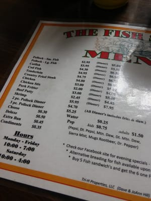 Hill's Fish Stand