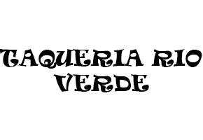 Taqueria Rio Verde