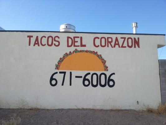 Tacos del Corazon