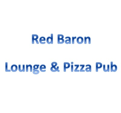 Red Baron Lounge & Pizza Pub