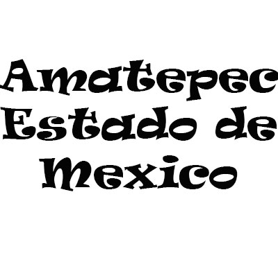 Amatepec Estado de Mexico