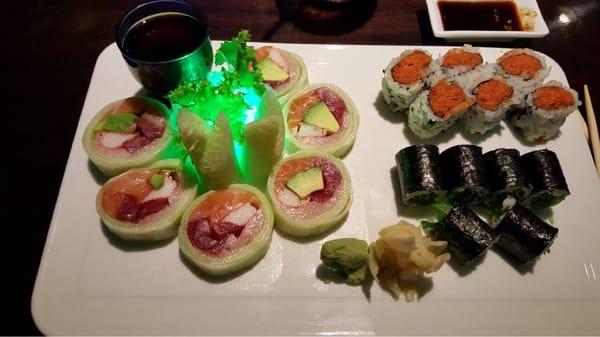 Ginza Hibachi And Sushi