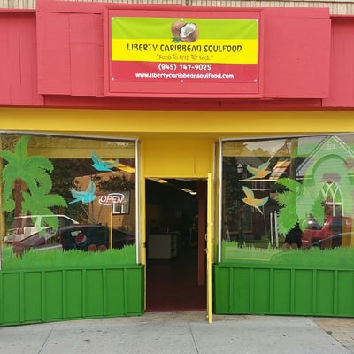 Liberty Caribbean Soulfood