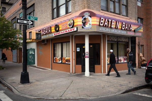 Bate Nabaya African & American Restaurant