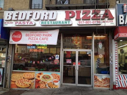 Bedford Pizza Cafe
