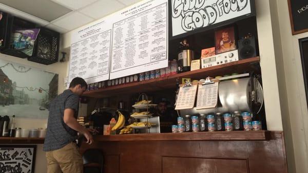 Verb Cafe