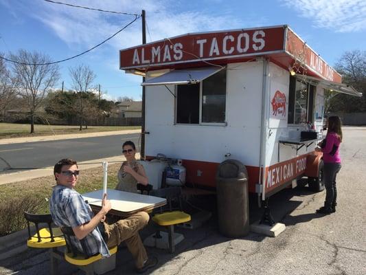 Alma's Tacos