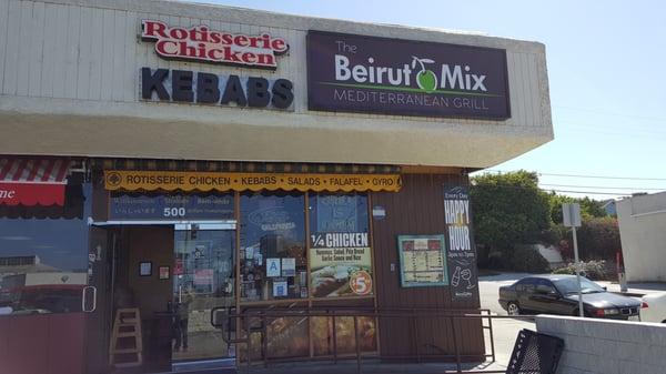 The Beirut Mix