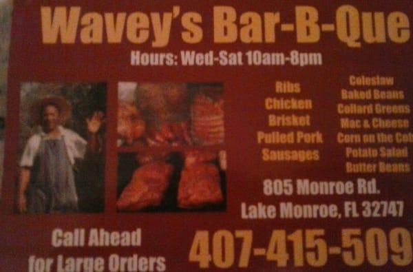 Wavey's Bar-B-Que