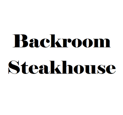 Backroom Steakhouse