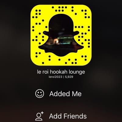 Le Roi Hookah Lounge